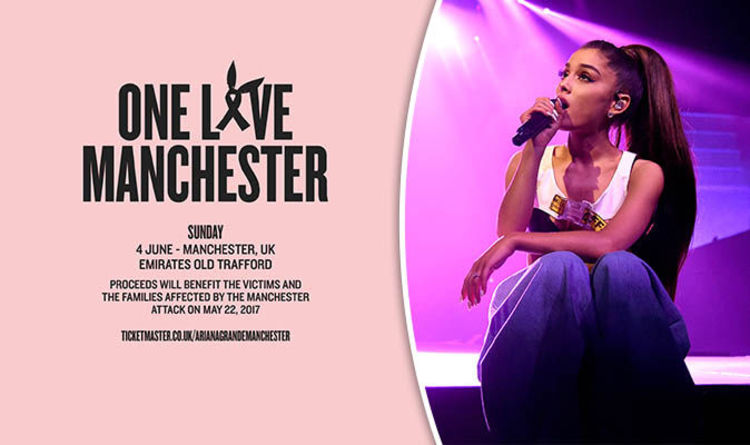 One Love Manchester - 04/06/17