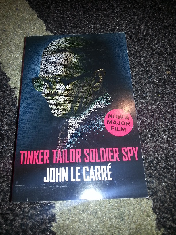 Tinker Taylor Soldier Spy by John Le Carré