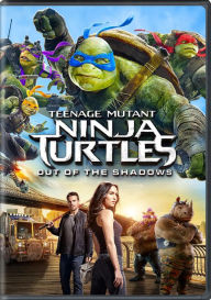 Turtles 2- Out of the Shadows